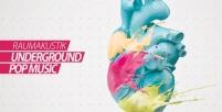 [GRAIN004CD] Underground Pop Music