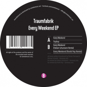 [C2M007] Every Weekend EP (incl. mp3code)