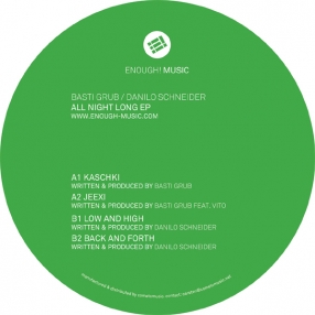ENOUGH014 | All Night Long EP
