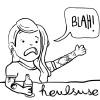 [HEULSUSE003MC] Blah! (MC+mp3+tattoo+pencil)