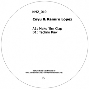 [NM2_019] Make Em Clap / Techno Raw
