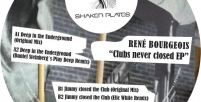 [SHPL013] Clubs Never Closed EP