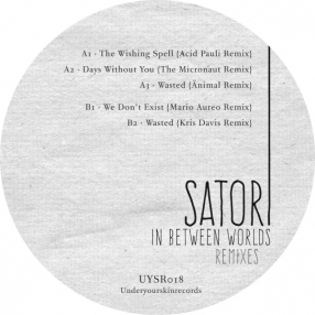 [UYSR018] In Between Worlds Rmxs