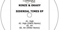 [UYSR025] Sidereal Times EP