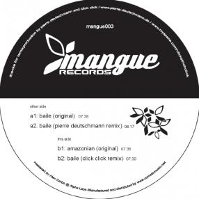 [MANGUE003] Baile EP