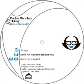 [PHAZE001] Dark Or Strings EP