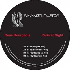 [SHPL008] Paris At Night