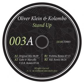 [SKSRLTD003] Stand Up