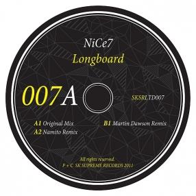[SKSRLTD007] Longboard