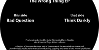 [STT011] The Wrong Thing EP